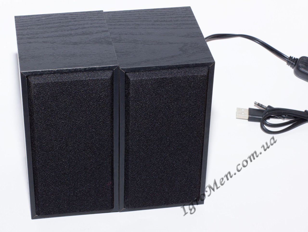 ЮСБ колонки для компьютера, ноутбука (FT101, черн)