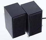 ЮСБ колонки для компьютера, ноутбука (FT101, черн), фото 2