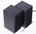 ЮСБ колонки для компьютера, ноутбука (FT101, черн), фото 4