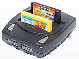 2 in 1 Sega Genesis + Dendy HD (HDMI, беспроводные джойстики, 88 игр), фото 2