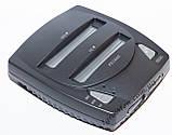 2 in 1 Sega Genesis + Dendy HD (HDMI, беспроводные джойстики, 88 игр), фото 4
