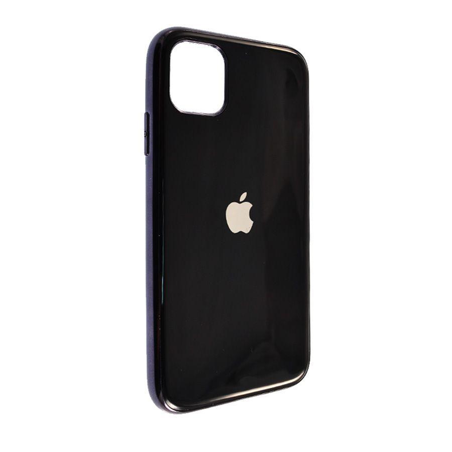 Чехол-накладка Soft Case Shine iPhone 11 black