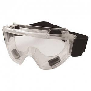 Закрытые очки Sigma GB08 с непрямой вентиляцией UNI прозрачные (GB08)