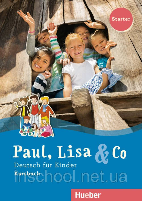Paul, Lisa & Co Starter, Kursbuch ISBN: 9783190015597
