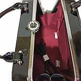 Класична жіноча сумка / Классическая женская сумка LX-0018, фото 4