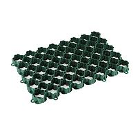 Решетка газонная 41*60,5*3,7 см зеленая