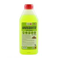 """Очиститель стекол от мошки   1L  """"Nowax"""" NX01148 Mosquito концентрат 1:7"""