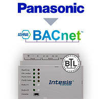 Шлюз Panasonic ECOi, ECOg and PACi systems to BACnet IP/MSTP Interface - 64 units