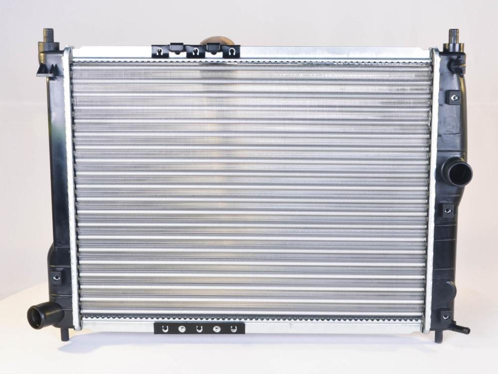 Радіатор охолодження DAEWOO LANOS (без кондиціонера) (арт. 96351263), ADHZX