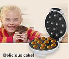 Аппарат для приготовления кейк попсов, пончиков и кексов, DSP KC-1007, 1200 Вт., фото 10
