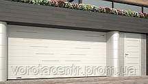 Ворота секційні гаражні DoorHan