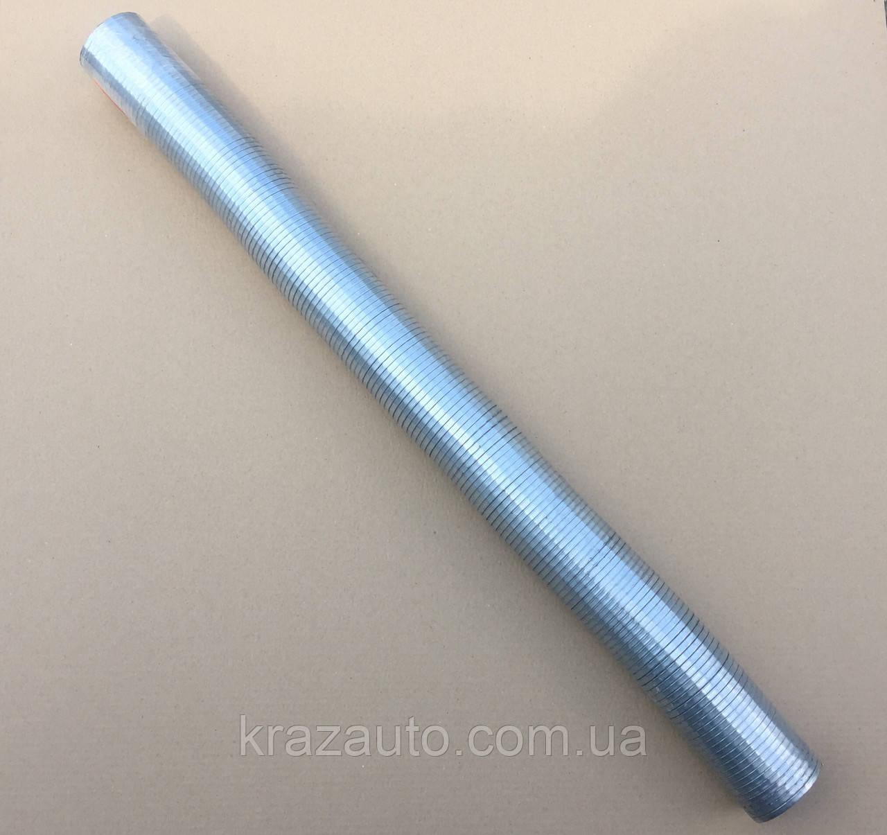 Гофра D 80 ( L=1 м.) металлорукав (оцинков.) (пр-во Украина) РМВ 80х1000