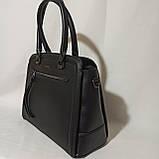 Класична жіноча сумка / Классическая женская сумка, фото 4