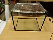 Креветочник, аквариум для петушка 25*20*20 (10л) 4 мм