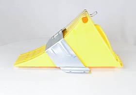 Противооткатное устройство (башмак), 474 мм., с держателем (арт. DK15001), rqc1qttr