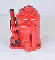 Домкрат бутылочный, 20т низкий, красный H=190/350 (арт. JNS-20F), rqb1qttr