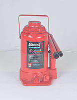 Домкрат бутылочный, 32т, красный H=255/425 (арт. JNS-32), rqn1qttr