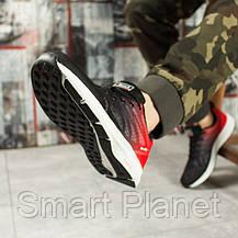 Кроссовки мужские 10023, BaaS Sport, черные, < 44 45 > р. 44-28,5см., фото 3