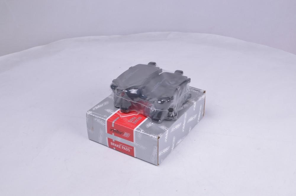 Колодка тормозная дисковая Volkswagen PASSAT, CADDY, OCTAVIA 05- задняя (RIDER) (арт. RD.3323.DB1622), rqx1qttr