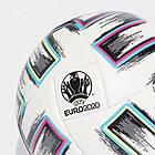 Футбольный мяч ЕВРО 2020 Adidas Uniforia COMPETITION (FJ6733). Оригинал, фото 5