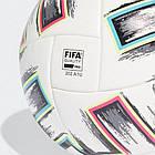 Футбольный мяч ЕВРО 2020 Adidas Uniforia COMPETITION (FJ6733). Оригинал, фото 6