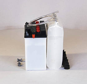 Акумулятор 9Ah-12v Exide (12N9-4B-1) (135х75х139) L, EN85 (арт. 12N9-4B-1)