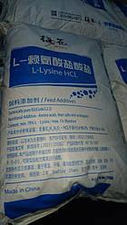 Аминокислота Лизин моногидрохлорид 98% (фасовка 25 кг), кормовая добавка