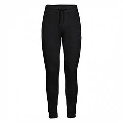 Спортивные штаны мужские легкие черные 283-36