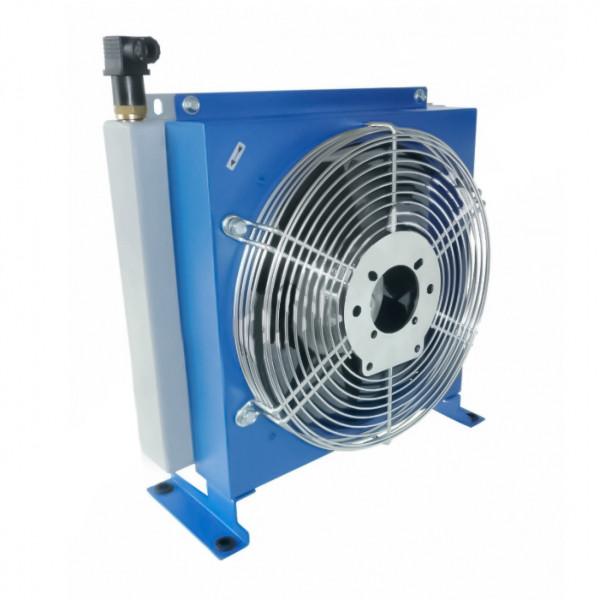 Маслоохладитель (теплообменник) Emmegi серии MG AIR 2015K 2pass, 230v AC, 50 Hz.