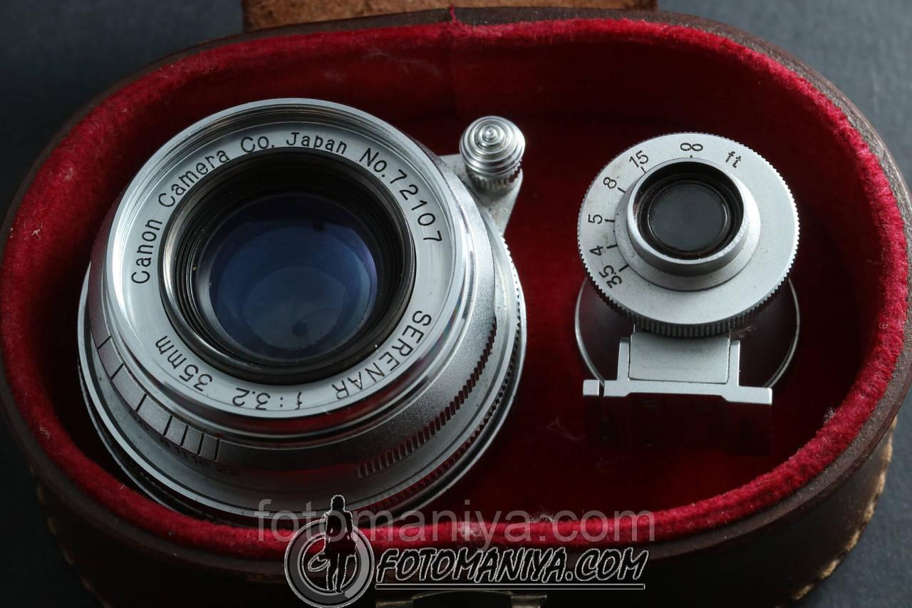 Canon Serenar 35mm f3.2