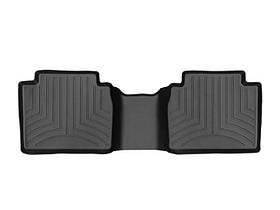 Ковры резиновые WeatherTech Lexus ES HYBRID  2019+ задний черный