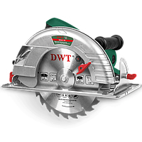Циркулярная пила DWT HKS21-79 / 3 года гарантия