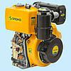 Двигатель дизельный SADKO DE-410M шлиц (9.0 л.с.)