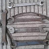 Ключ рожковый 9х11мм, фото 1
