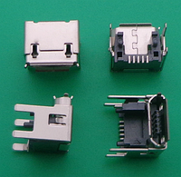 Разъем заряда для музыкальной колонки JBL Charge 3, на подиуме, micro-USB