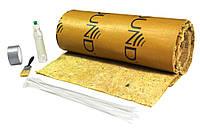 Набор для звукоизоляции водосточных труб диаметром 110мм TECSOUND INSULATION PIPE