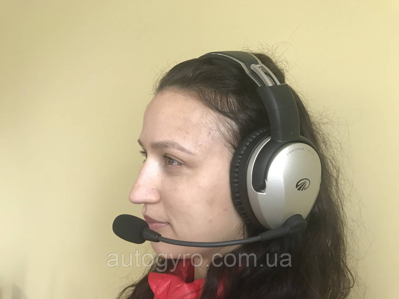 Авиационная  гарнитура ZULU2