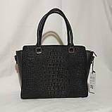 Класична жіноча сумка / Классическая женская сумка 7538, фото 2