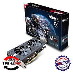 AMD Radeon Sapphire RX 570 8Gb Nitro+ (11266-09), б/у