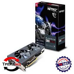 AMD Radeon Sapphire RX 580 4Gb Nitro+ (11265-07), б/у