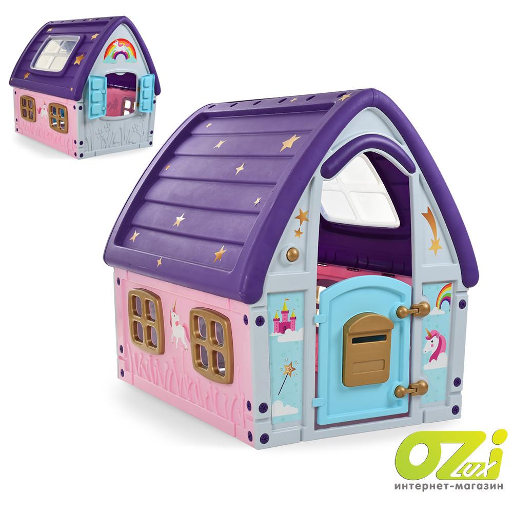 Детский домик 22-561 (6093/1D)