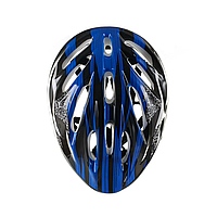 Детский шлем. 4 цвета. Синий