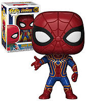 Фигурка Funko Pop IRON SPIDER #287 10 см