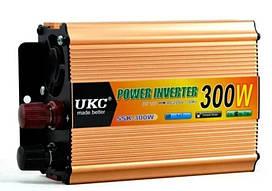 Перетворювач авто інвертор UKC 7062 24V-220V 300W