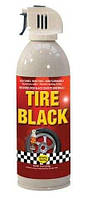 ✅ Черная краска для резины Simply Spray Tire Black, 296 мл