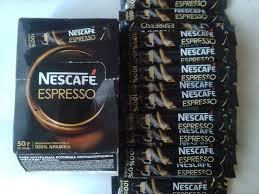 Кофе Нескафе 25*2г Эспресо