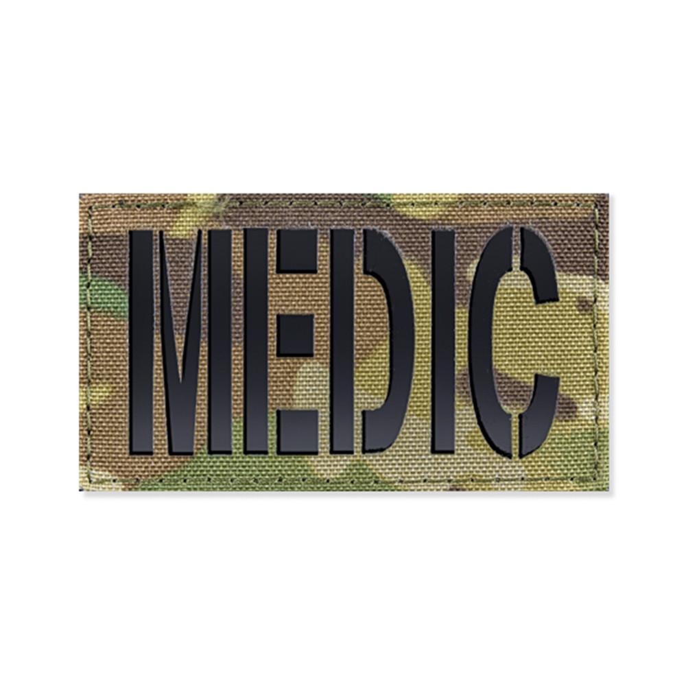 Патч MEDIC 45*80 Multicam