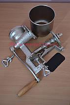 Мукомолка ручная жерновая для зерна, круп, кофе Akita jp Weston, фото 3