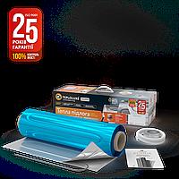 Нагревательный мат, на фольге Alumia 1800-12,0 м2, тепла підлога, кабель, теплый пол электрический