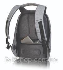 """Рюкзак протикрадій XD Design Bobby Compact 14"""" 17л (P705.534) Рожевий, фото 2"""